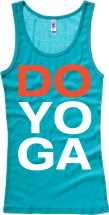 Ladies DO YOGA Tank